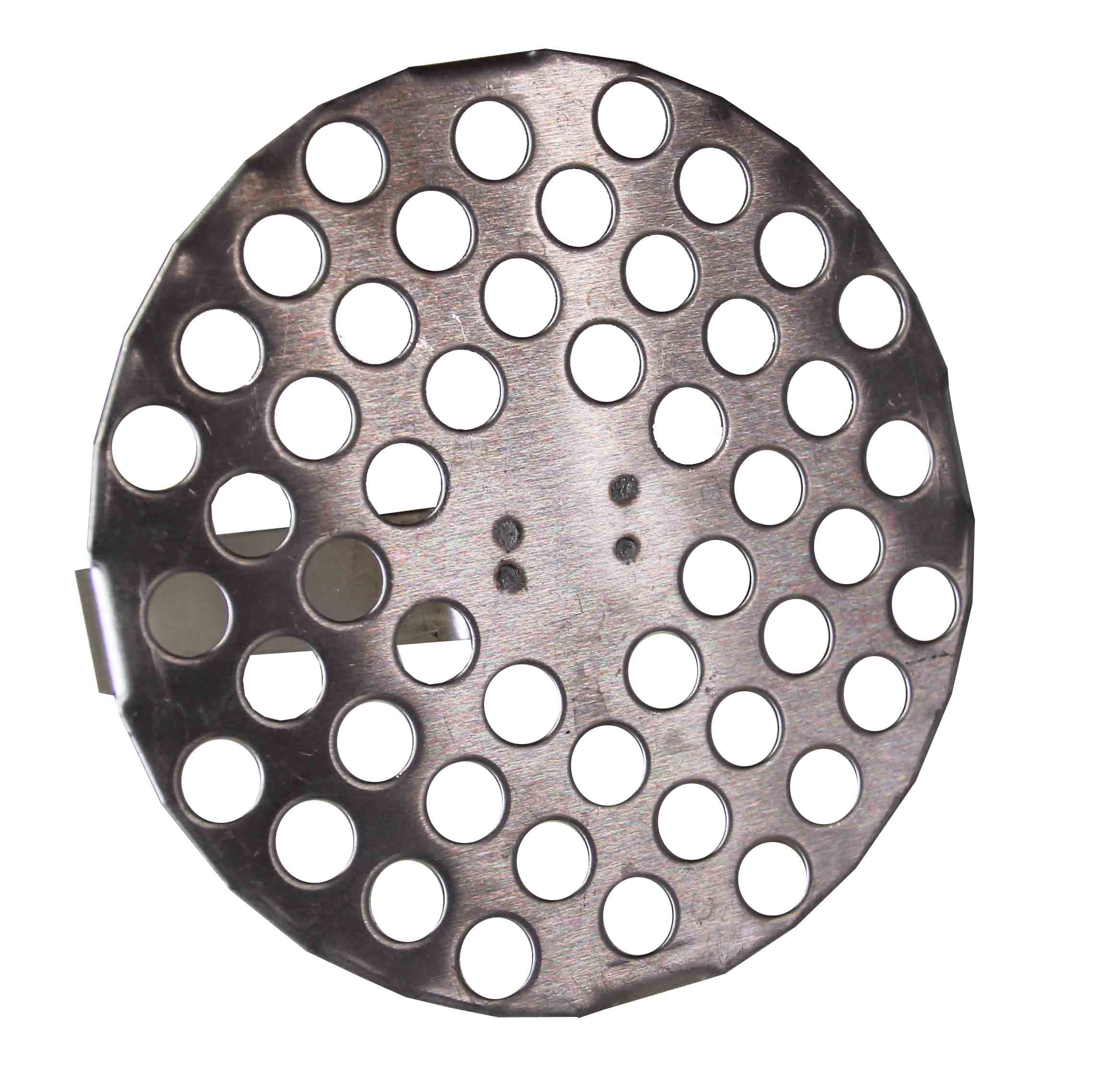 Drain Cover, Hi-flow 120mm stainless steel
