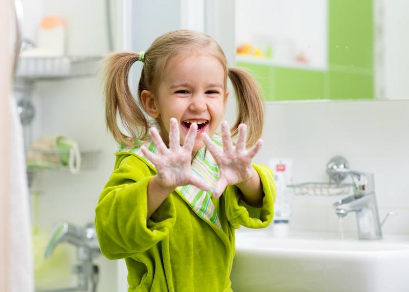 Greenheart hand soap