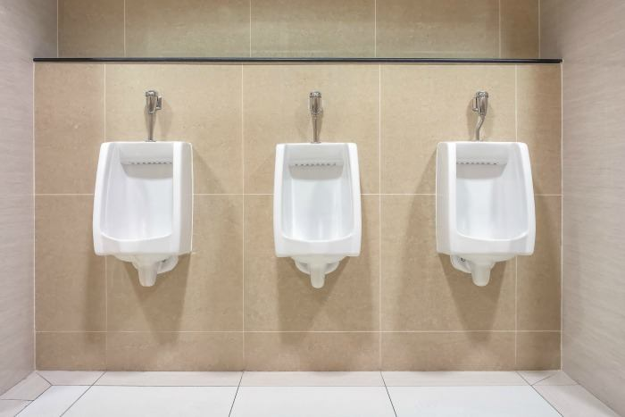 Greenheart waterless urinals Perth