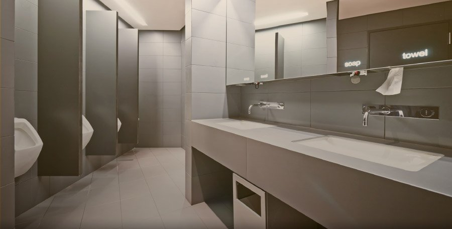 Hygienic Washroom Solutions